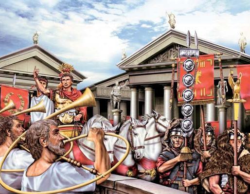 Древний рим смотреть онлайн