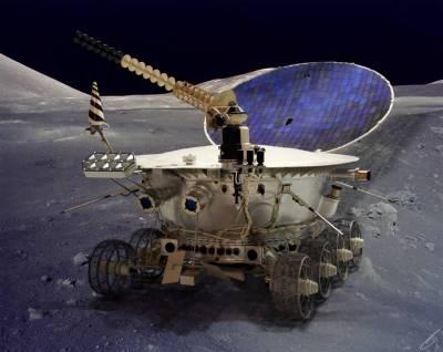 Документальный фильм танк на луне